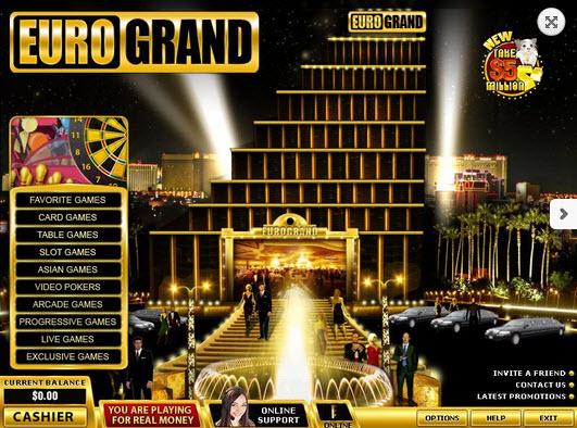 eurocasino casino